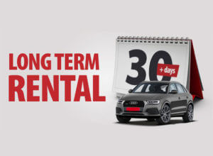Long Term Car Rental - Monthly Car Rentals