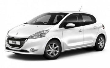 Rentirajte Peugeot 208